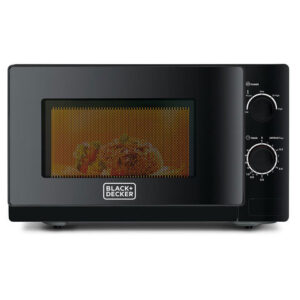 Interior capacity 20 Microwave power 700 Control type Manual Built-in display No Cooking types Heat, Cook Turntable Yes
