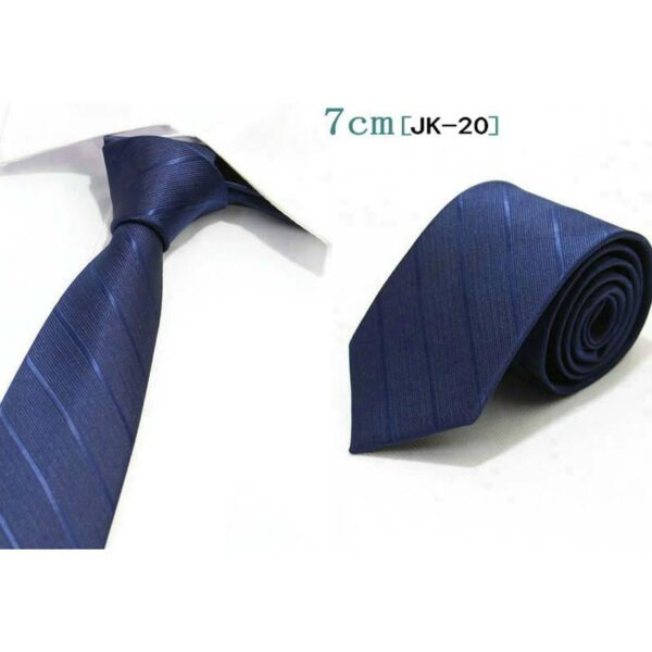 One Piece Men's Tie Printed Business Casual