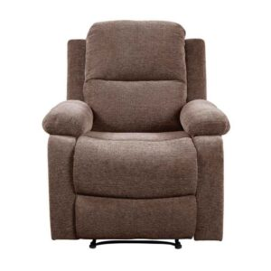 Salvoy-1-Seater-Fabric-Recliner---Brown