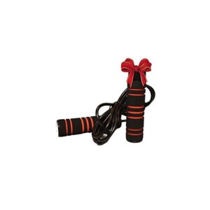 Weighted Cable Jump Rope