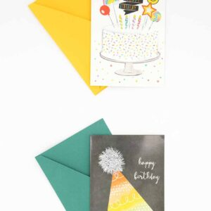 cards with envelop