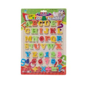 english letter magnets