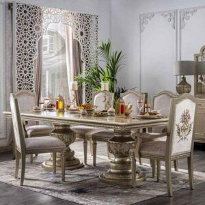 Ten-Seater Dining Table