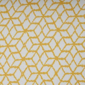 Yellow Super King Fitted Sheet